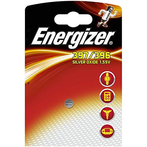 Energizer EN397/396P1 397/396 Uhren Akku (33mAh)