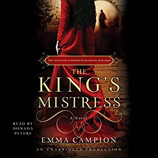 The King's Mistress cover art