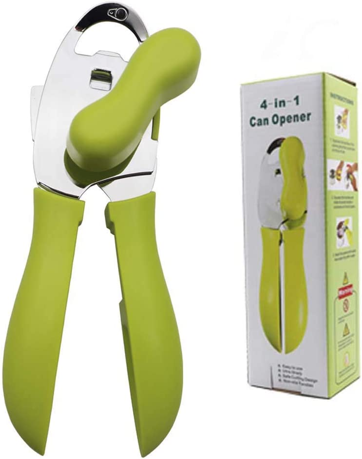 XIAOXINXIN cheap Can Opener - Kitchen Steel Duty Heavy safety Stainless O
