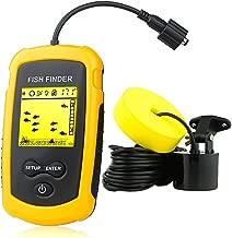 Venterior VT-FF001 Portable Fish Finder,  Handheld...