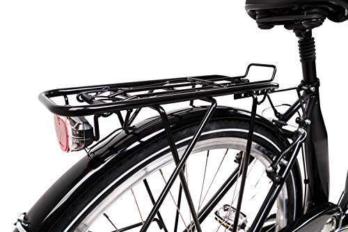 28 Zoll Alu Damen City Bike Easy Boarding Tiefeinstieg 7Gang Shimano Nabendynamo - 4