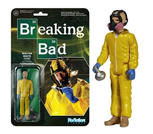 "Breaking Bad Funko 3 3/4"" ReAction Figure Walter White (Cook)"