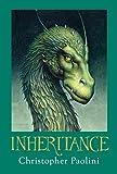 Christopher Paolini Inheritance: 1. Eragon 2. Eldest 3. Brisingr 4. Inheritance