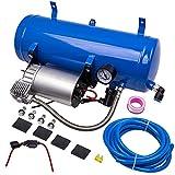 maXpeedingrods 150 PSI 12v Luft Kompressor air trumpethorn compressor für Air Horn Kit 6L