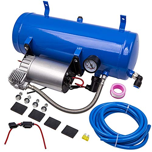 maXpeedingrods 150 PSI 12v Luft Kompressor air trumpethorn compressor für Air Horn Kit 6L
