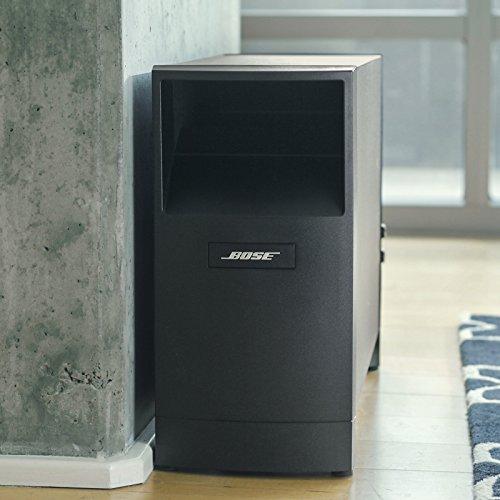 Bose Acoustimass 10 Series V Home Theater Speaker System, Black - 720962-1100
