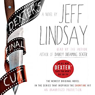 Dexter's Final Cut audiobook cover art