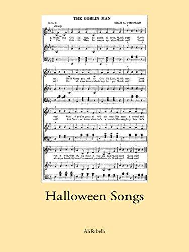 Halloween Songs (English Edition)