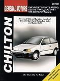 Chevrolet Metro/Sprint/Swift, 1985-00 (Haynes Repair Manuals)