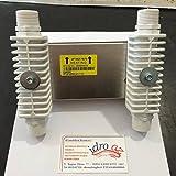 Kit per la pulizia disincrostazione scambiatori caldaia adattatore pompe lavaggi calcare...