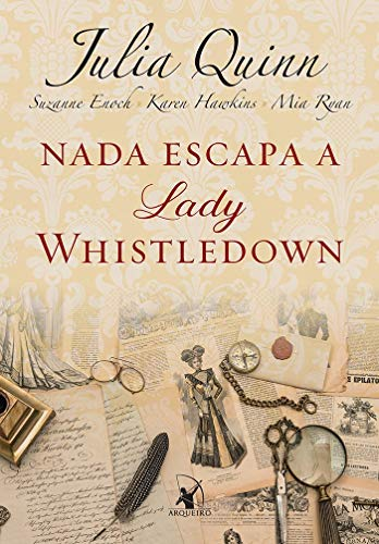 Nada escapa a lady Whistledown