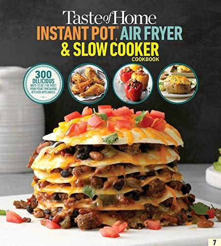 Taste of Home Air Fryer/Instant Pot/Slow Cooker