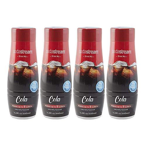 SodaStream Cola, 440ml 4-Pack