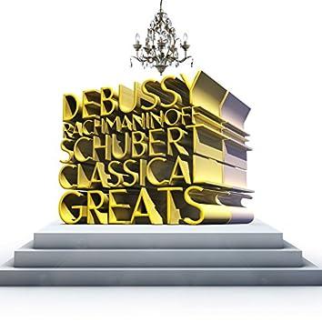Debussy, Rachmaninoff, Schubert: Classical Greats