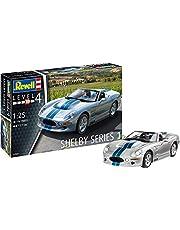 Revell 0703912Maqueta de Shelby Series I en Escala 1: 25, Niveles 4