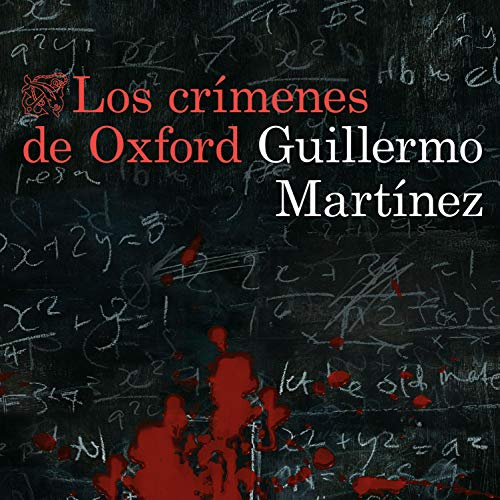 Los crímenes de Oxford  By  cover art