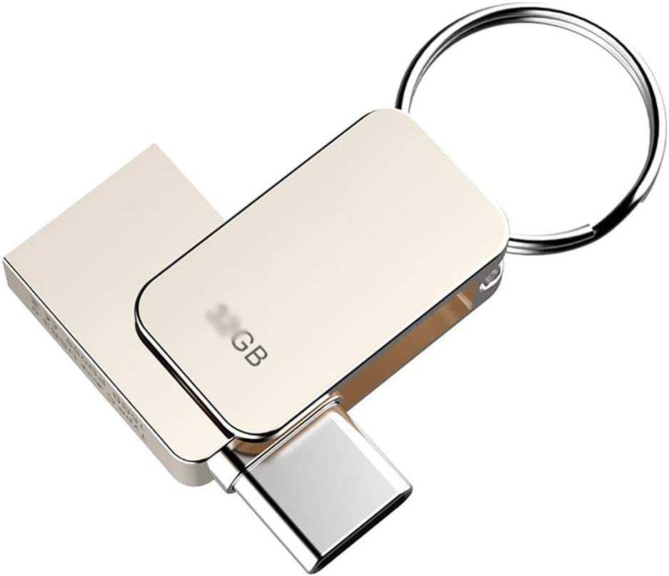 GTJXEY Type C Flash Drive 2 in USB OTG 1 Dual 3.0 NEW Manufacturer regenerated product C+