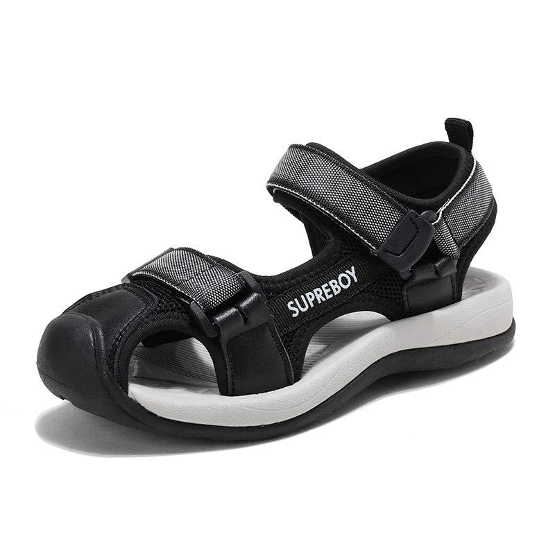 VOCANU TRE英国の男の子と女の子の親子の靴春と夏の純赤い靴メッシュカジュアルシューズスポーツシューズ27-37ヤード