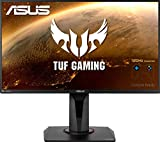 ASUS TUF Gaming VG258QM Gaming Monitor – 24.5 inch Full HD (1920x1080), 280Hz*, 0.5ms (GTG), Extreme Low Motion Blur Sync, G-SYNC Compatible, DisplayHDR™ 400