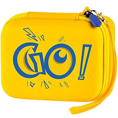 ALKOO 600pcs+ Karten Tasche Box für Pokemon Sammelkarten mit Trageschlaufe