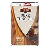 Liberon - TO500 - Olio di legno puro, 500 ml