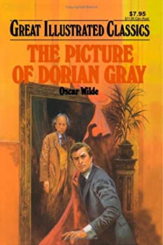 The Picture of Dorian Gray - Book  of the Great Illustrated Classics