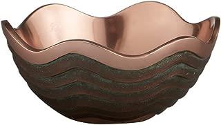 """Nambe Copper Canyon Bowl, 6"""""""