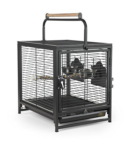 Prevue Pet Wrought Iron Travel Bird Cage - 1307