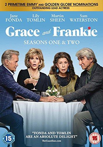 Grace Frankie Seasons 1 2 [Edizione: Regno Unito] [Reino Unido]...