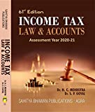 Income Tax Law & Accounts A.Y 2020-21