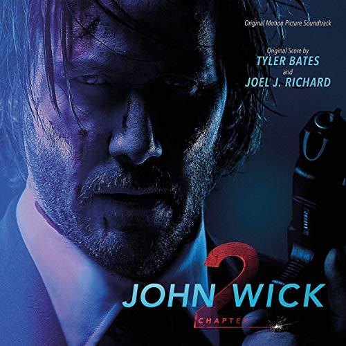 John Wick: Chapter 2 (Original Motion Picture Soundtrack) [2 LP]