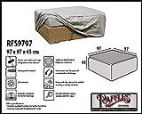 Raffles Covers RFS9797 Abdeckhaube für Beistelltisch 97 x 97 cm