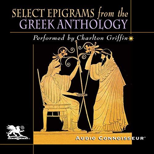 Select Epigrams from the Greek Anthology cover art