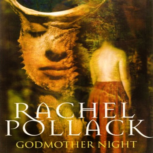 Godmother Night audiobook cover art