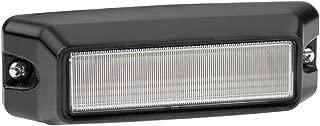 Federal Signal IPX600B-W IMPAXX Led Exterior/Perimeter Light, WHITE LEDs, CLEAR LENS