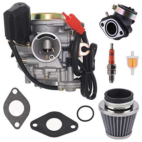 gy6 49cc carburetor - 3