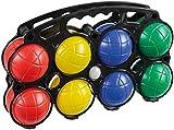 ANGEELEE Juego de Floorball con 8 Bolas de Colores, Ideal para Jugar en el jardín o Parque en verano-z-02