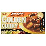 S&B Golden Curry Sabor Dulce 198g (Versión Japón)