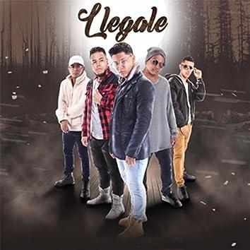 Llegale (feat. El Greys L, Yoriel & Jaizan)