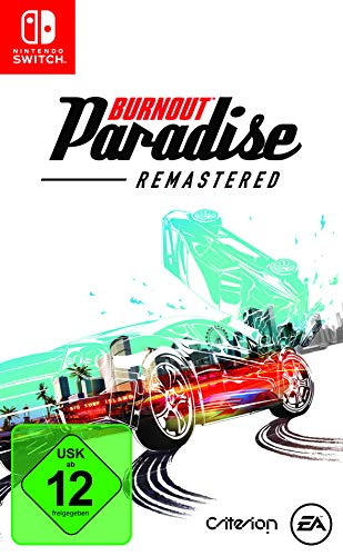 Burnout Paradise Remastered - [Nintendo Switch] - [Nintendo Switch]