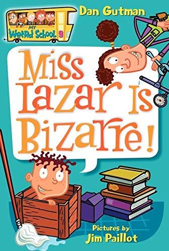 My Weird School #9: Miss Lazar Is Bizarre!の詳細を見る