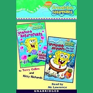 SpongeBob SquarePants audiobook cover art