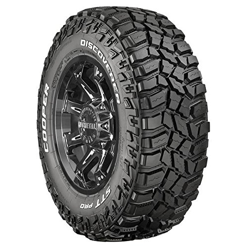 Cooper Discoverer STT Pro All- Season Radial Tire-LT285/70R17 118Q