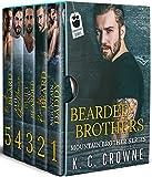 Bearded Brothers: Mountain Man Suspense Thriller Romance Series