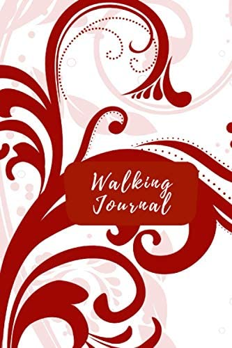 Walking Journal Daily Walking Log Book Walkers Logbook Trekking Log Book Notebook Trekker s product image