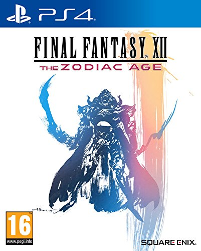 Final Fantasy XII: The Zodiac Age - PlayStation 4 [Edizione: Francia]