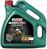 Castrol MAGNATEC 5W-30 C3 STOP-START Engine Oil 4L