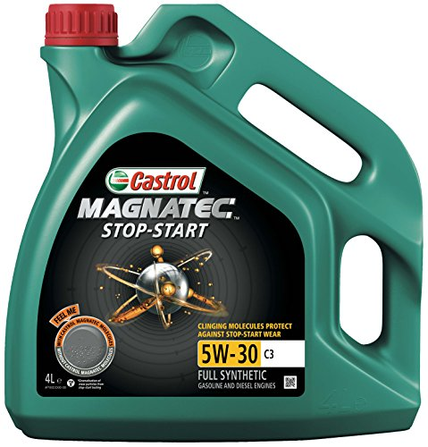 Castrol MAGNATEC 5W-30 C3 STOP-START Engine Oil 4L