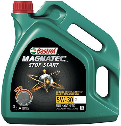 Castrol MAGNATEC 5W-30 C3 STOP-START motorolie 4L