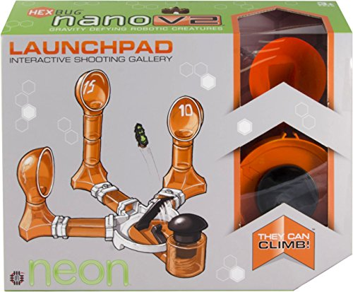 HEXBUG nano V2 Neon Launchpad